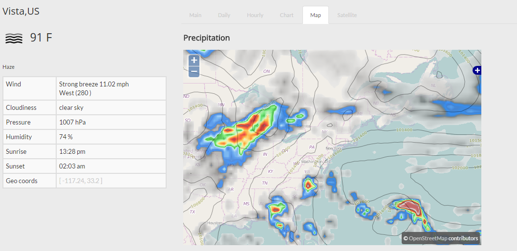 weather-tracking-module